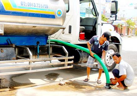 Bao giờ nước sạch về Bình Hưng?