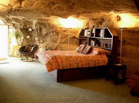 Những khách sạn hang động đẹp nhất thế giới