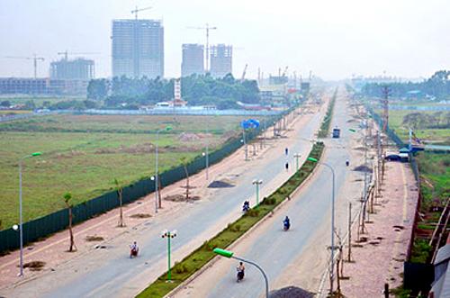 Ngày 15/9: Thông tuyến đường Lê Văn Lương kéo dài