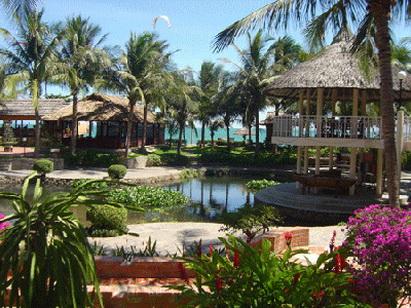 Resort… lấn biển