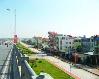 Giá đất khu vực quận Long Biên: Khó biến động bất thường