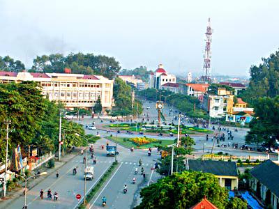 TP.Thái Nguyên đón nhận quyết định là đô thị loại I
