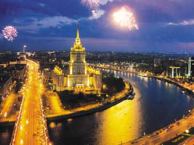 Lịch sử kiến trúc Nga