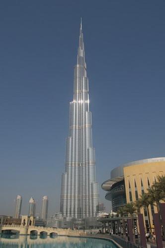 10 công trình kiến trúc vĩ đại nhất thế giới (Phần 2)