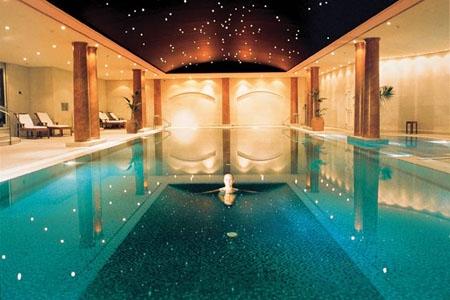 Những khu resort có bể bơi đẹp nhất