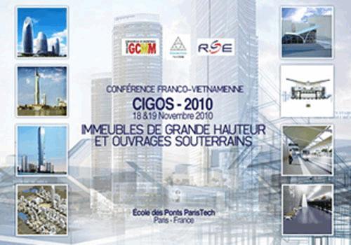 """Hội thảo """"Nhà cao tầng và công trình ngầm"""" tại Pháp"""