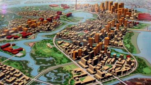 Nghiên cứu xây khu trung tâm tài chính quốc tế tại Thủ Thiêm
