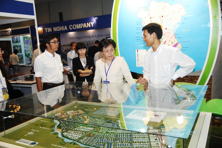 Home Expo: Triển lãm bất động sản cao cấp đầu tiên tại Việt Nam