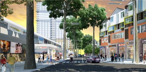 Ra mắt dự án trung tâm thương mại Lái Thiêu - Bình Dương