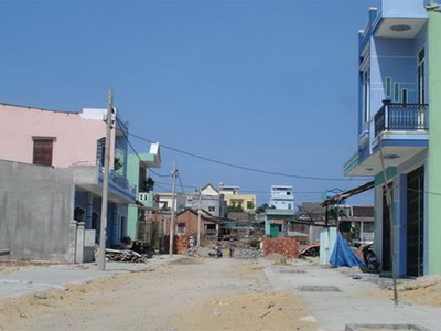 Đà Nẵng: Tiếp tục giảm và giãn nợ đất quy ra vàng
