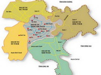 TPHCM phê duyệt quy hoạch chi tiết Khu dân cư Tân Xuân