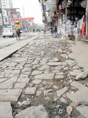 Hà Nội đầu tư 3.300 tỷ đồng chỉnh trang các tuyến phố