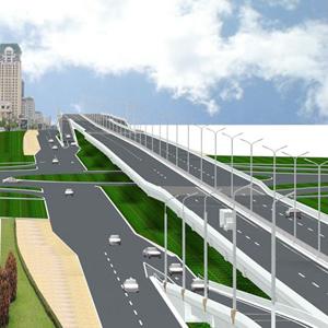 Đường trên cao - Văn minh giao thông