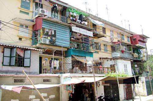 Không bán nhà SHNN đối với chung cư hư tại quận Tân Bình