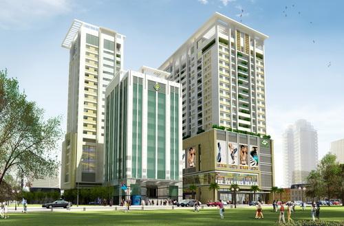 Khởi công xây dựng Trung tâm Thương mại – Dịch vụ - Nhà ở The Pegasus Plaza