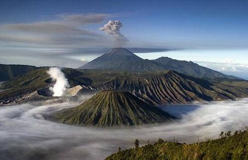 Phần 2: Những rặng núi hùng vĩ nhất thế giới