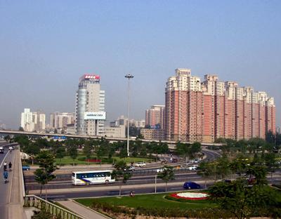 Thị trường nhà đất Trung Quốc phát sốt