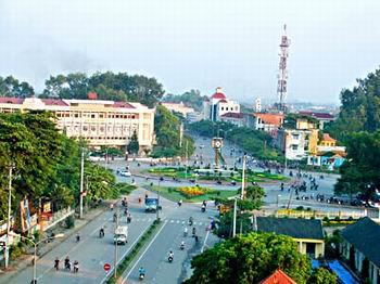 Thái Nguyên được thành lập mới 5 phường, thị trấn