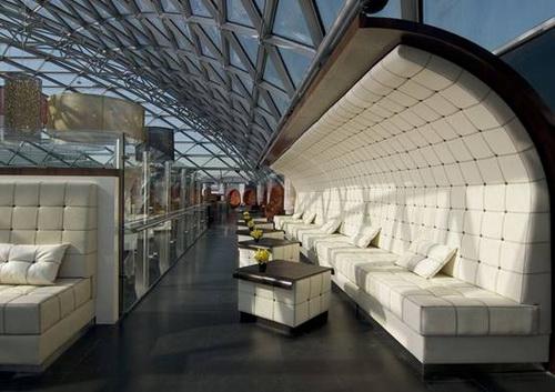Phần 1: 15 khách sạn có quang cảnh từ trên nóc đẹp nhất thế giới