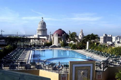 Phần 2: 15 khách sạn có quang cảnh từ trên nóc đẹp nhất thế giới
