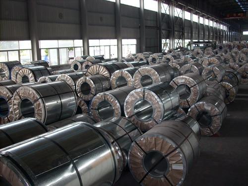Năm 2010: Sản lượng thép thô của Trung Quốc đạt 627 triệu tấn
