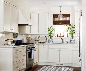 Mẹo nới rộng phòng bếp nhỏ