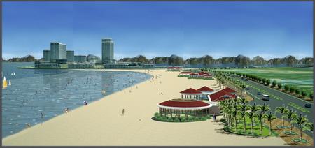 Tháng 3 trình quy hoạch cảng du lịch Bãi Cháy 28 ha