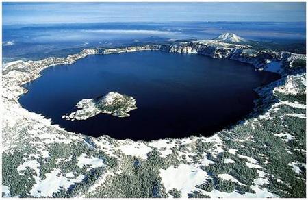 5 hồ nước đẹp nhất nước Mỹ