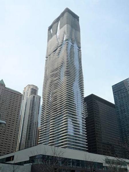 Phần 1: 10 tòa nhà chọc trời có kiến trúc đẹp và độc đáo nhất thế giới