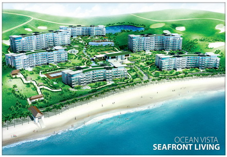 Những hướng đi mới trên thị trường bất động sản du lịch 2011