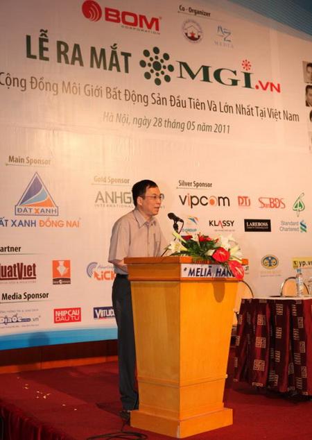 Ra mắt MGI.VN – Mạng cộng đồng môi giới bất động sản tại Hà Nội