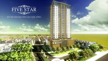 Mở bán dự án Five Star