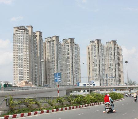Choáng váng với giá thuê căn hộ