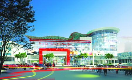 Nét Á Đông trên thành phố mới