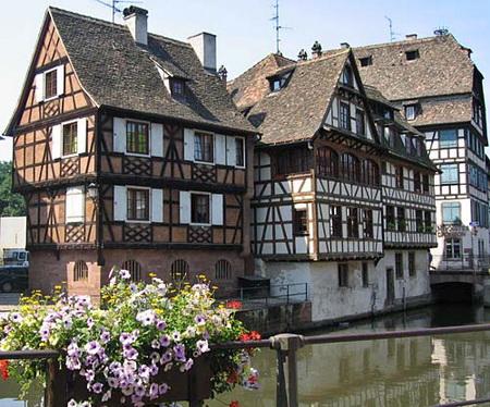 """Khám phá Strabourg - """"thủ đô châu Âu"""""""