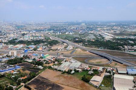 Hầm Thủ Thiêm và đại lộ Đông Tây: Sắp thành hiện thực