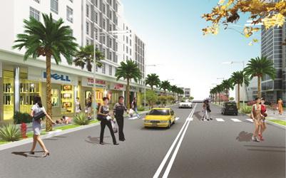 Hơn 100 khách hàng tham quan phố mua sắm cao cấp Aroma Luxury shop