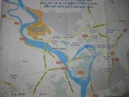 Đồng Nai thông qua quy hoạch khu du lịch dân cư hơn 320 ha