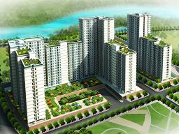 Xây hơn 1.000 căn hộ tại khu đô thị mới Thủ Thiêm
