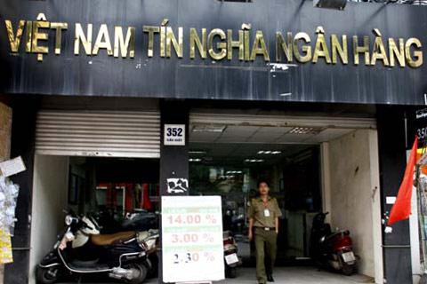 Hợp nhất 3 ngân hàng tại TP HCM