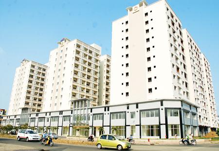 TPHCM: Đã xây thêm gần 50.000m² sàn nhà lưu trú cho công nhân