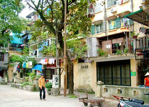 Hà Nội: Đã bán được 142.600m2 nhà ở theo Nghị định 61
