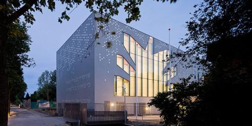 Thánh đường Do Thái tuyệt đẹp tại Hà Lan