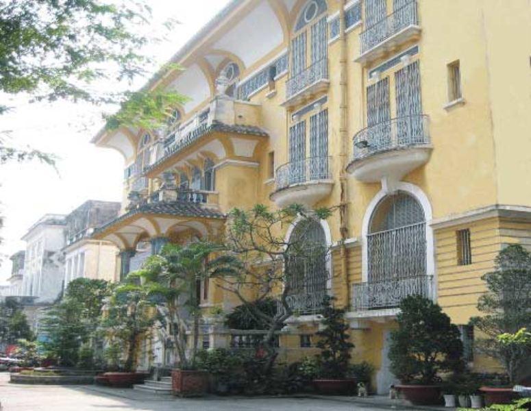 Căn nhà 99 cửa giữa Sài Gòn và giai thoại con ma nhà họ Hứa