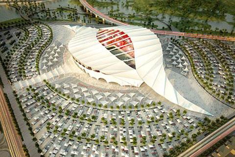 Ngắm kiến trúc sân vận động cho World Cup 2022
