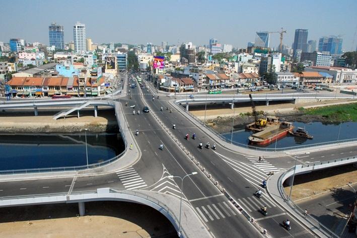 TP. HCM phân vùng các dự án trọng điểm thu hút đầu tư
