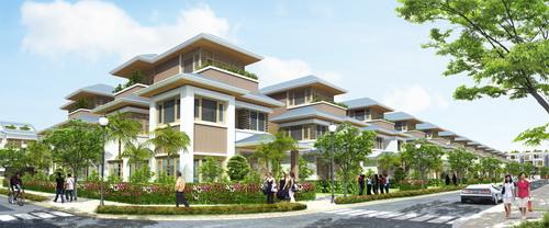 Gold Hill – lực hút cho thị trường bất động sản Đồng Nai 2012