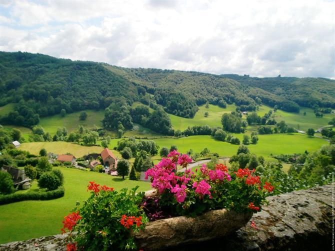 Tournemire - ngôi làng lâu đài xinh đẹp