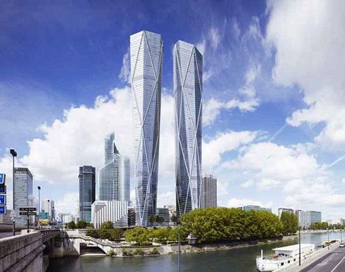 Toà tháp cao nhất châu Âu có 'chủ mới'