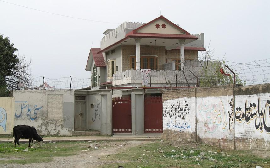 Nhà Binladen từng sống cho thuê 5 triệu đồng/tháng